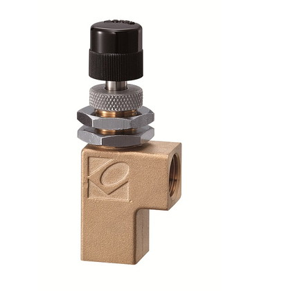 Simplified Paramount Miniature Needle Valve