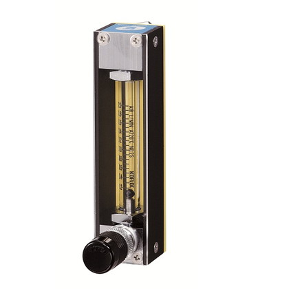 Purge Flowmeter with Needle Valve