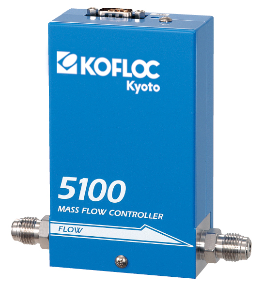 High Grade Metal Seal Mass Flow Controller