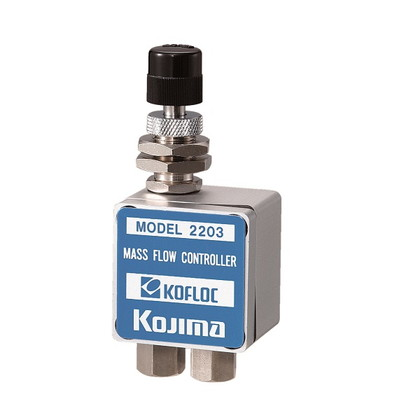 Variable Secondary Pressure Flow Controller