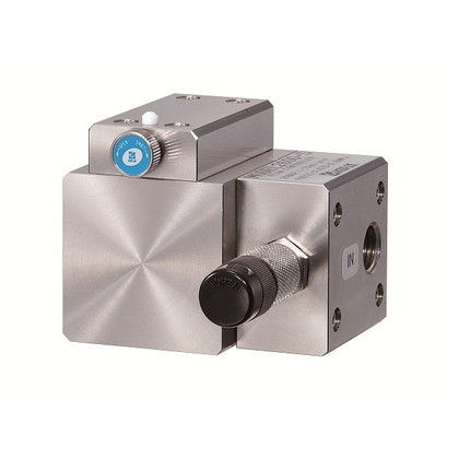 Constant Flow Valve for Liquid