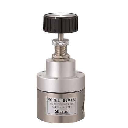 Large Capacity Back Pressure Valve