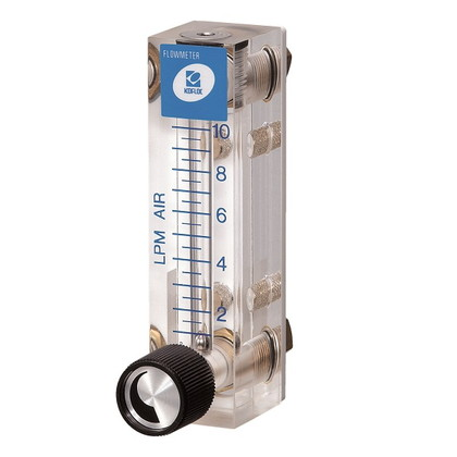 Acrylic Resin Flow Meter